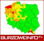 aktualne ostrzeżenia ozagrożeniach dla Polski